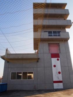 消防署の塔