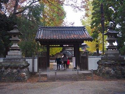 深谷山瑠璃光寺