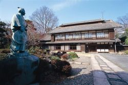 旧渋沢邸「中の家」