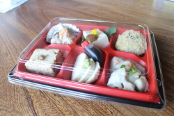 豆腐の懐石弁当