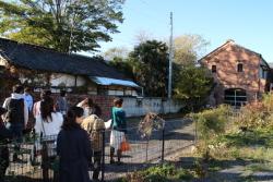 福島邸の見学