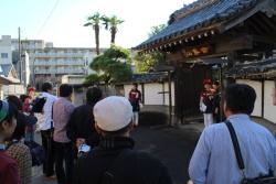 大円寺の見学