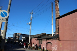 滝澤酒造の見学