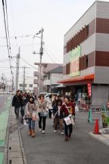 商店街散歩